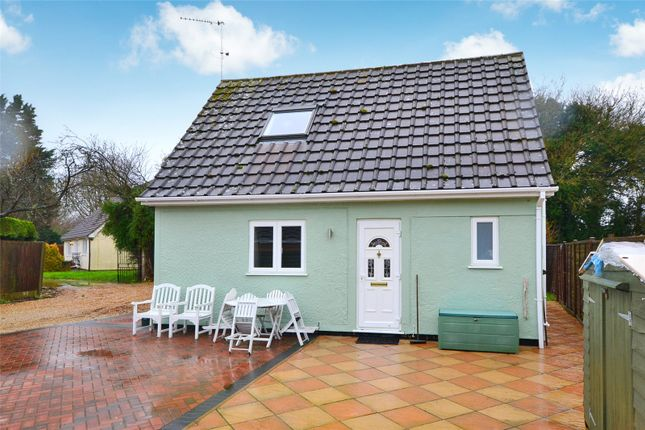 Thumbnail Detached house for sale in Burgattes Road, Little Canfield, Dunmow