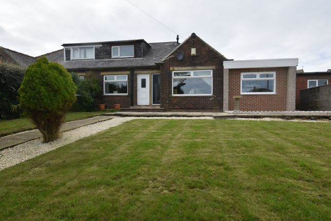 Thumbnail Semi-detached bungalow for sale in Ford, Queensbury, Bradford