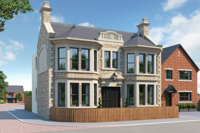Thumbnail Semi-detached house for sale in Market Inn, Wortley Road, - Stunning Conversion