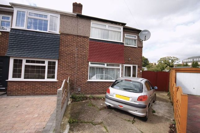 3 bed terraced house for sale in Edinburgh Crescent, Waltham Cross
