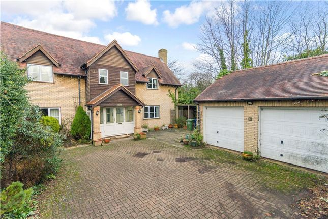Thumbnail Detached house for sale in Church Street, Stapleford, Cambridge