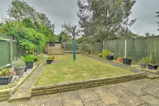 Garden of Almond Way, Mitcham CR4