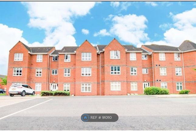 Thumbnail Flat to rent in Ashover Road, Newcastle Upon Tyne