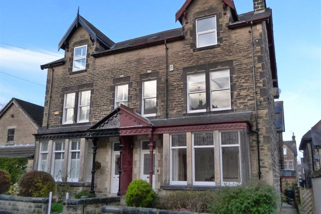 Thumbnail Semi-detached house to rent in West Cliffe Terrace, Harrogate