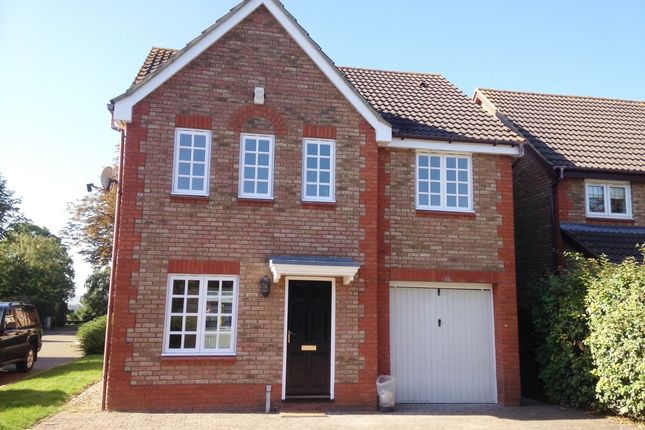Thumbnail Detached house to rent in Redding Close, Dartford