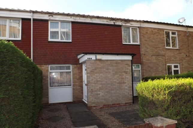 Terraced house in  Piccadilly Close  Chelmsley Wood  Birmingham  Birmingham