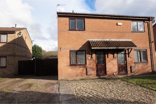 Thumbnail Semi-detached house for sale in Cae Rhos, Caerphilly