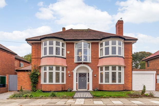 Thumbnail Detached house for sale in Westfield Grove, Newcastle Upon Tyne