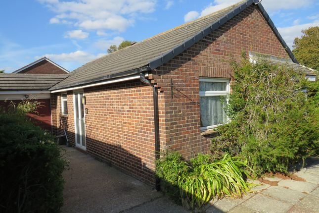 Thumbnail Detached bungalow for sale in Keyes Close, Christchurch