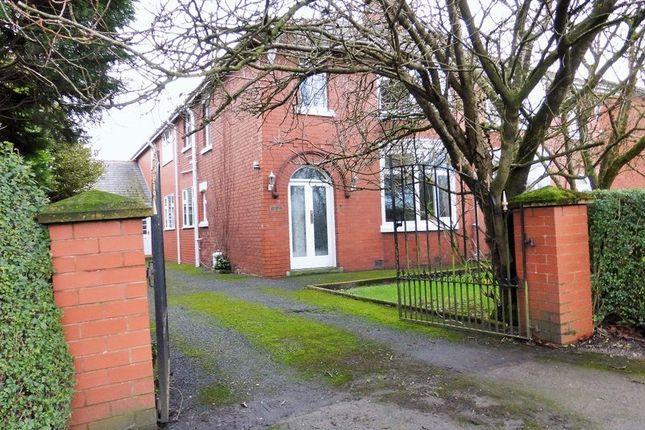 Thumbnail Semi-detached house for sale in Gill Lane, Longton, Preston