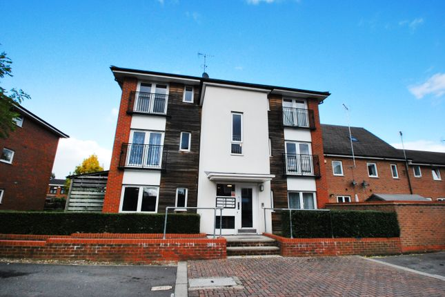 Thumbnail Flat to rent in Caversham, Reading
