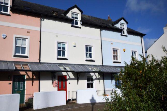 Thumbnail Terraced house for sale in Shoreside, Shaldon, Devon