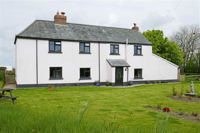 Thumbnail Property for sale in Shebbear, Beaworthy
