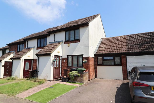 End terrace house for sale in Belvedere Gardens, Watford Road, Chiswell Green, St.Albans