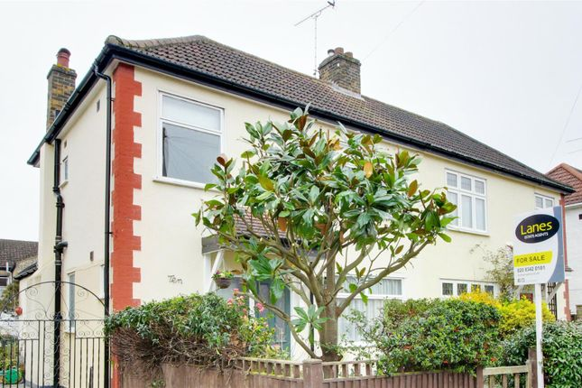 Thumbnail Semi-detached house for sale in College Gardens, Enfield