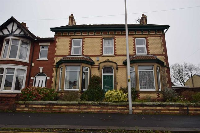 Thumbnail Flat to rent in Woodland Grove, Blackpool