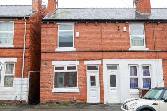 End terrace house for sale in Fox Grove, Basford, Nottingham