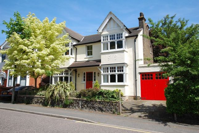 Thumbnail Detached house for sale in Bradleigh Avenue, Grays