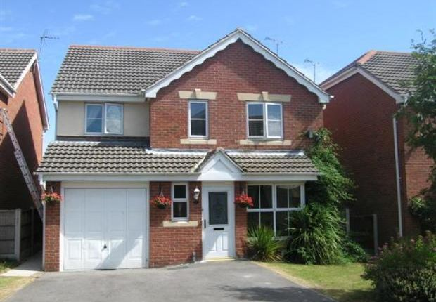Detached house to rent in Eshton Rise, Bawtry, Doncaster