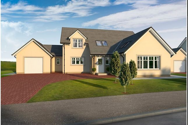 Thumbnail Detached house for sale in Plot 5, Marlefield Grove, Tibbermore