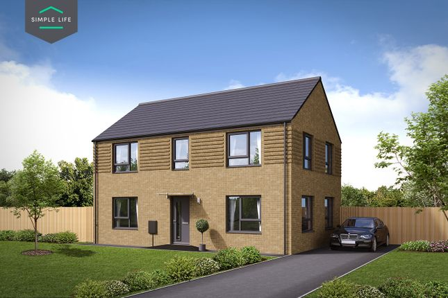 Thumbnail Detached house to rent in Plot 67, 224 Queen Mary Road, Sheffield