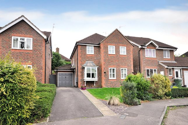 Thumbnail Detached house for sale in Horsham, West Sussex