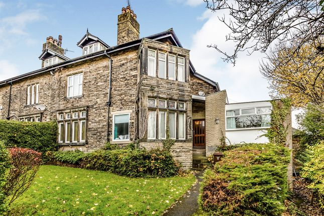 Thumbnail Semi-detached house for sale in Park Grove, Bradford