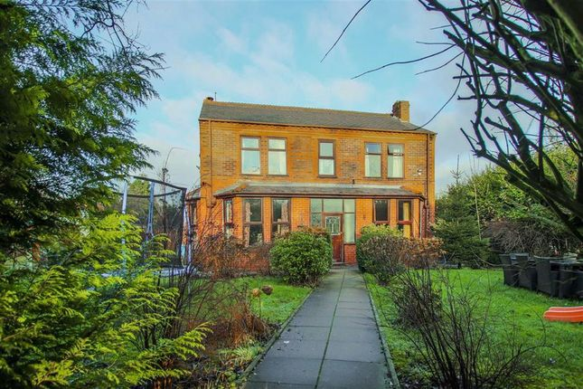 Thumbnail Detached house for sale in Rake Lane, Clifton, Manchester