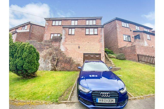 4 bed detached house for sale in Rhondda Fechan Farm Estate, Ferndale CF43