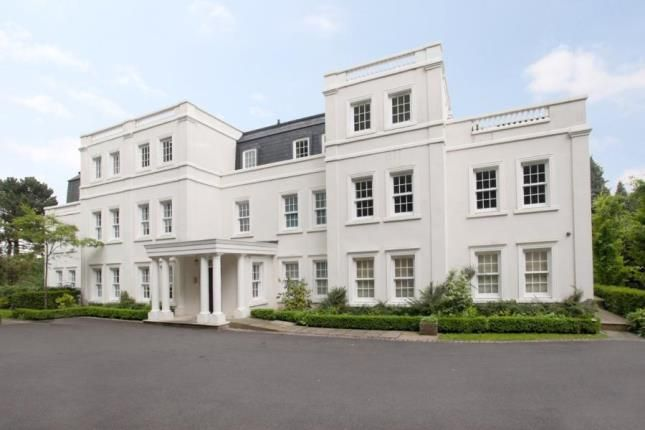 Thumbnail Flat for sale in Fallibroome House, Prestbury, Macclesfield, Cheshire
