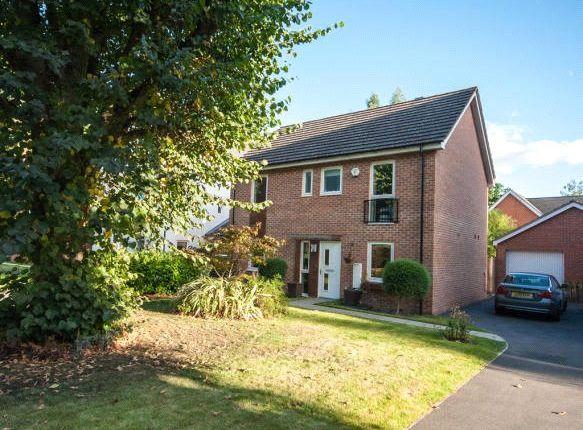 Thumbnail Detached house to rent in Hawk Lane, Bracknell, Berkshire