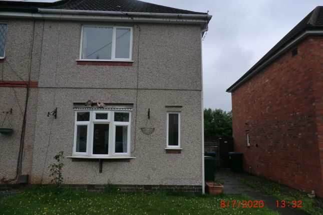 Thumbnail Semi-detached house for sale in Walsall Street, Coventry