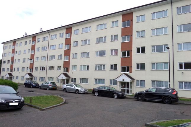 Thumbnail Flat to rent in Byron Way, Northolt