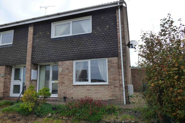 2 bed semi-detached house for sale in Oakdean, Cinderford