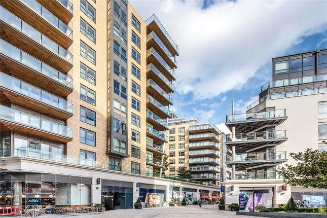 External of Skyline House, Dickens Yard, Longfield Avenue, London W5