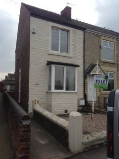 Thumbnail End terrace house to rent in Brampton Road, West Melton