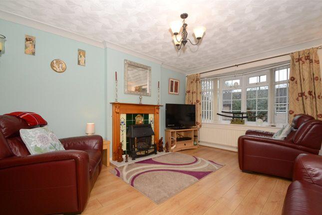 Living Room of St. Martins Drive, Blackburn, Lancashire BB2