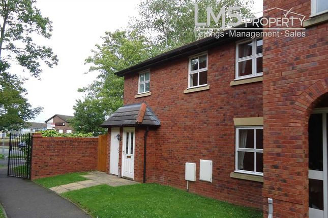 Thumbnail Semi-detached house to rent in Wharton Road, Winsford