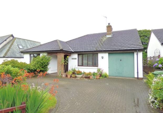Thumbnail Detached bungalow for sale in The Willows, Milton Mains, Milton, Brampton