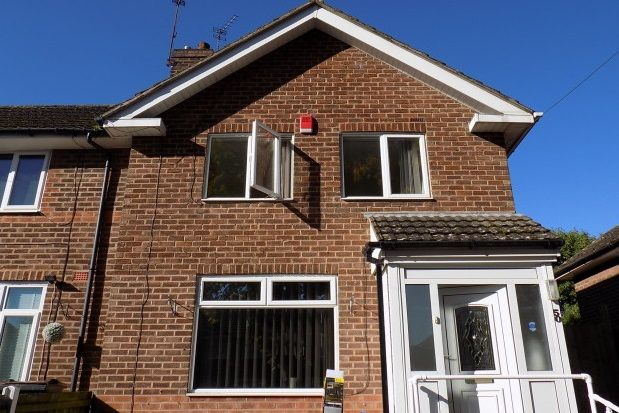 Thumbnail Property to rent in Dufton Road, Quinton, Birmingham