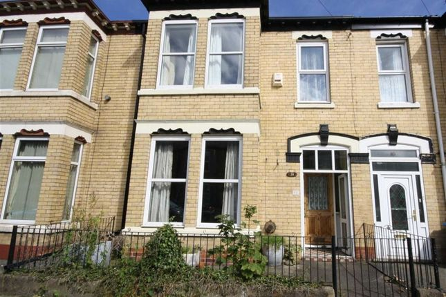 Thumbnail Terraced house to rent in Hamlyn Avenue, Anlaby High Road, Hull