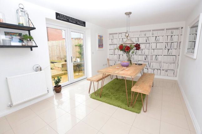 End Terrace House For Sale In Burrough Fields, Cranbrook, Exeter