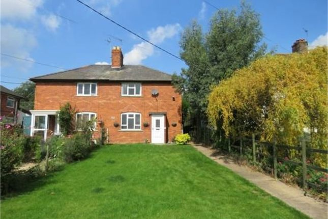 Thumbnail Semi-detached house for sale in Main Street, Carlton Scroop, Grantham, Lincolnshire