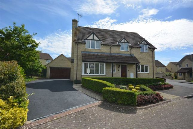 Thumbnail Detached house for sale in Pintail Close, Quedgeley, Gloucester