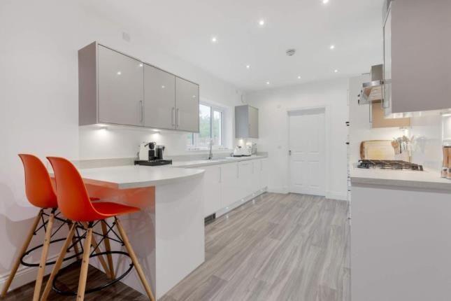 Family Kitchen of Scobbie Place, Redding, Falkirk FK2