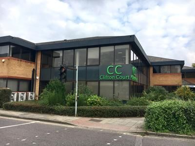 Thumbnail Office to let in CC4, Clifton Court, Cambridge, Cambridgeshire