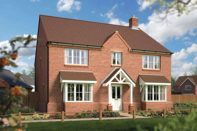 """Thumbnail Detached house for sale in """"The Winchester"""" at Stafford Road, Eccleshall, Stafford"""