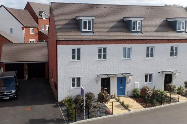 Thumbnail Semi-detached house for sale in Conran Place, Barlaston, Stoke-On-Trent