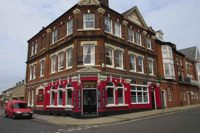 Thumbnail Hotel/guest house for sale in Parkholme Terrace, High Street, Lowestoft