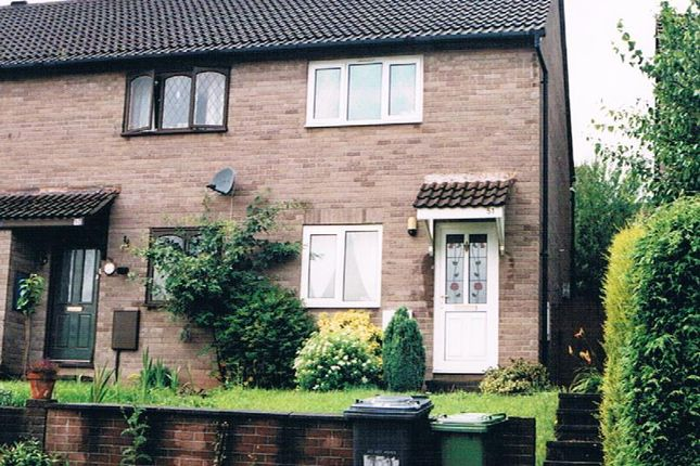 Thumbnail Terraced house to rent in Spring Grove, Greenmeadow Cwmbran